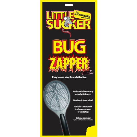 Bug Zapper - Little Sucker Kingfisher Pest Control - Electronic Fly Swatter